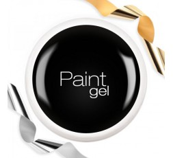 Gel paint indigo