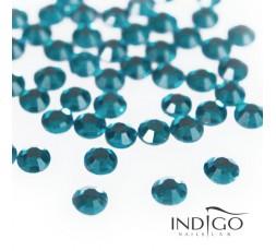 Indigo Rhinestones - Blue Zircon SS10