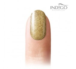 Indigo Gel Polish 133 Light Gold