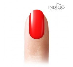 Indigo Gel Polish - 05 Neon Red Mini
