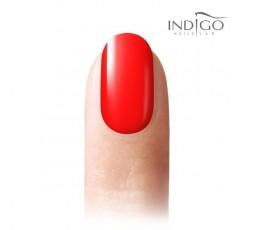 Indigo Gel Polish - 05 Neon Red Mini