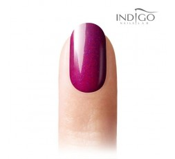 Indigo Gel Polish 114 Hot? Why Not?