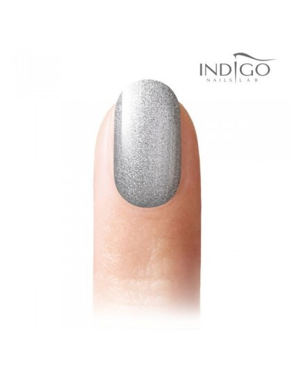 Indigo Gel Polish 131 Silver Princess