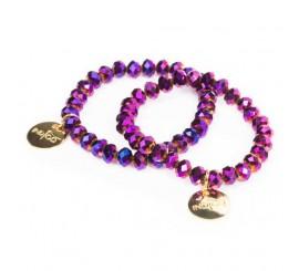 Bracelets indigo -infinity