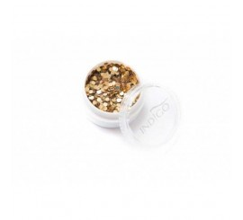 Dots 2mm Gold Wedding