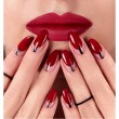 Retro Red Gel Polish 7 ml