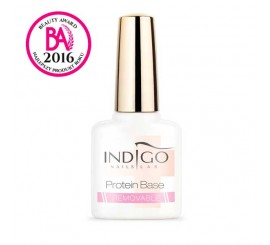 Protein gel base indigo nails lab