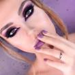 Athena gel polish Lipstick collection