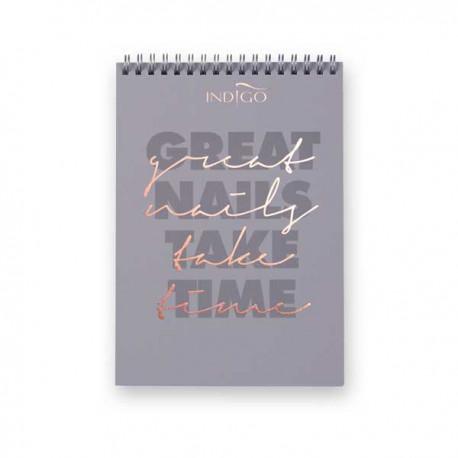 Indigo calendar 2021