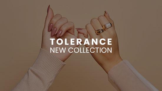 Tolerance gel polish new collection indigo nails