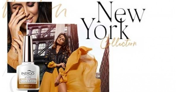 Gel polish New-York nouvelle collection