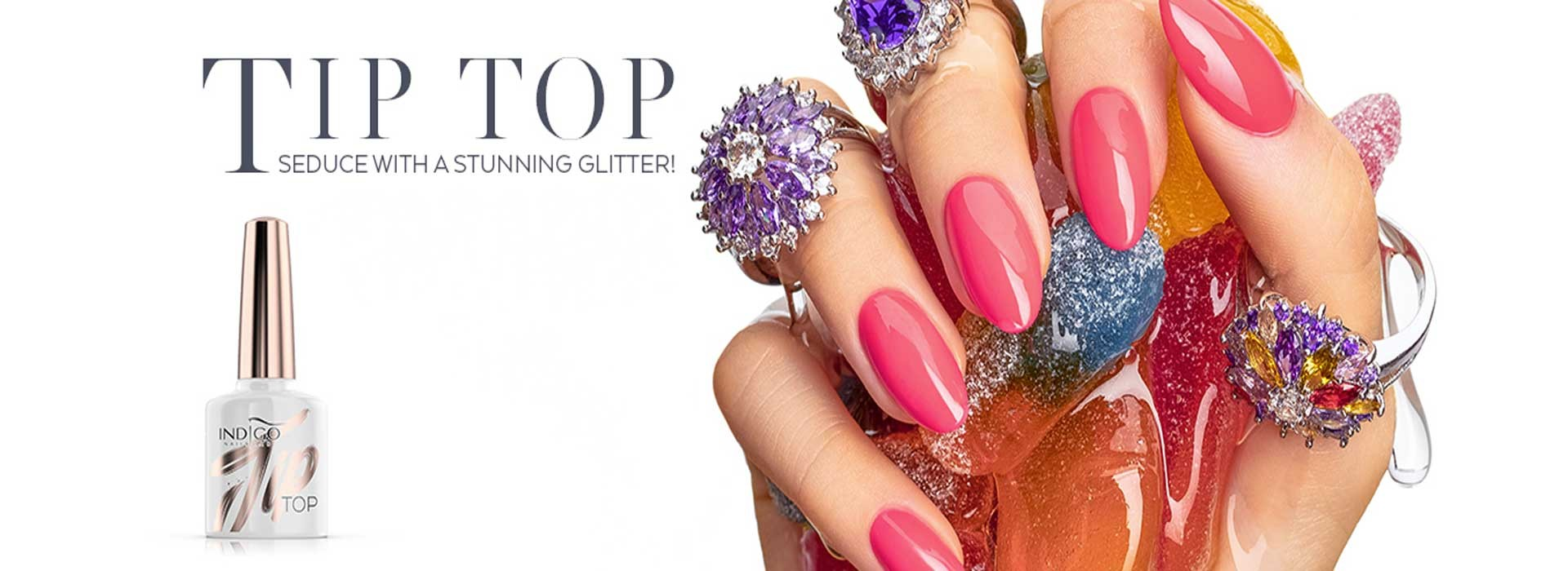 Tip top top finition gel polish